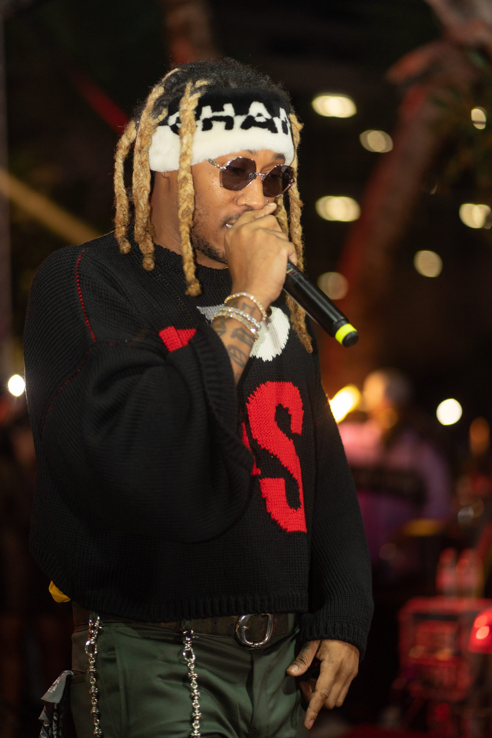 ICYMI: Future and FreeWishes Puts on For Haiti, See Benefit Concert Pics