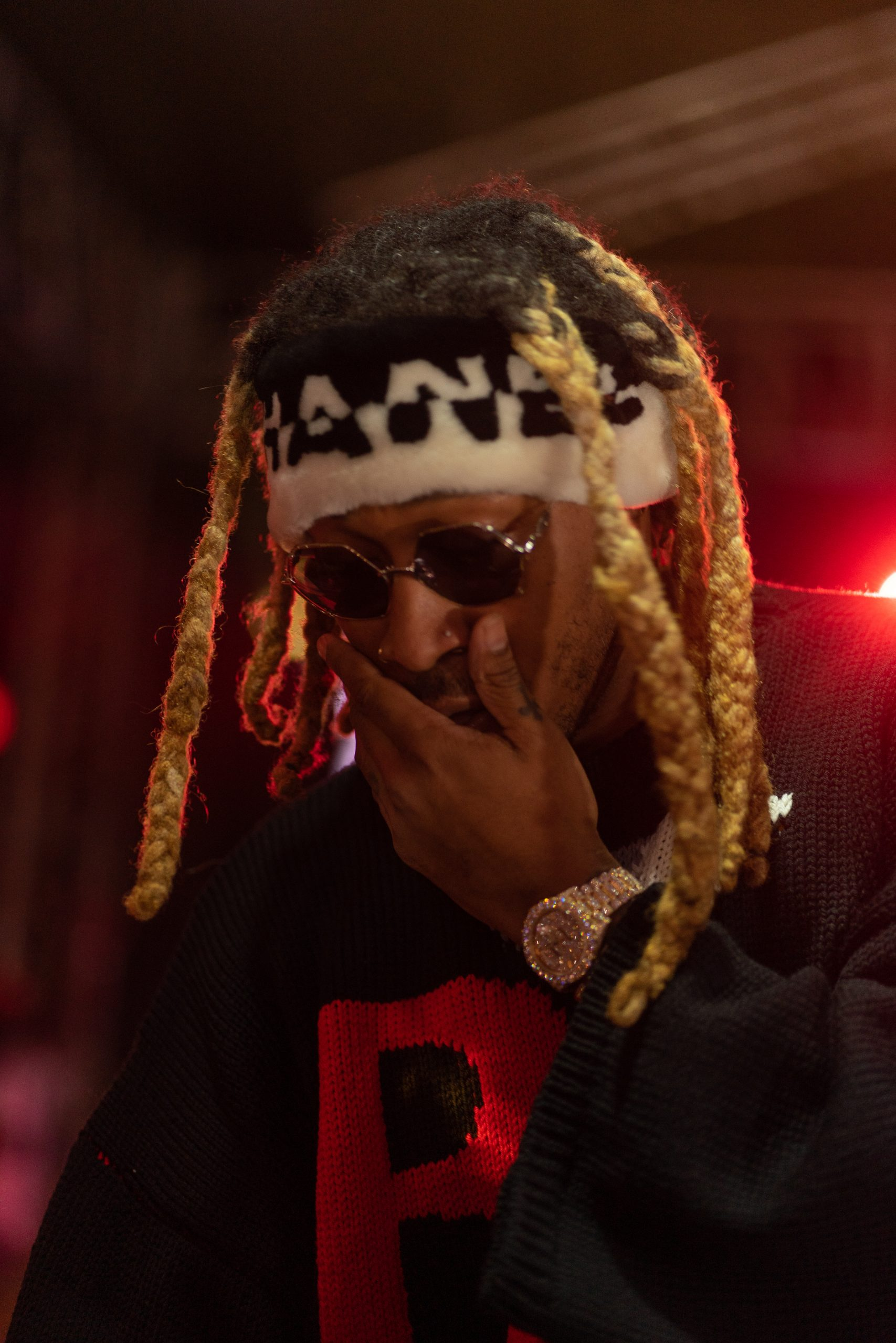 [Photos] Future and FreeWishes Foundation Host Benefit Concert For Haiti