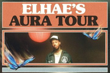 Elhae Set to Go Out on 'Aura Tour' This Fall