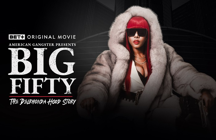 """[WATCH] Remy Ma Stars in Lead Role as """"Big Fifty"""" in Trailer of BET+ Original Film"""