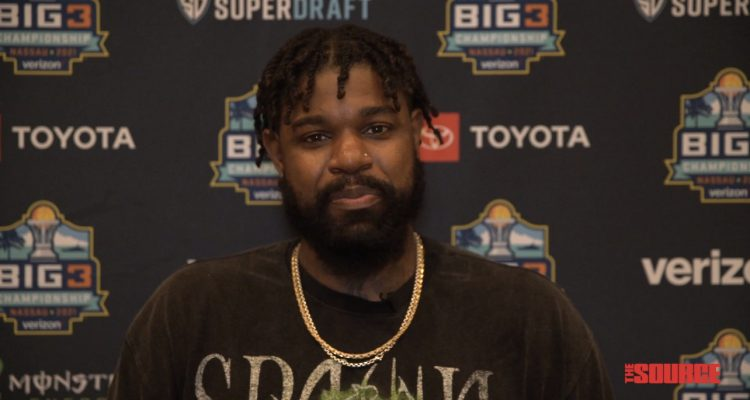 Amir Johnson BIG3