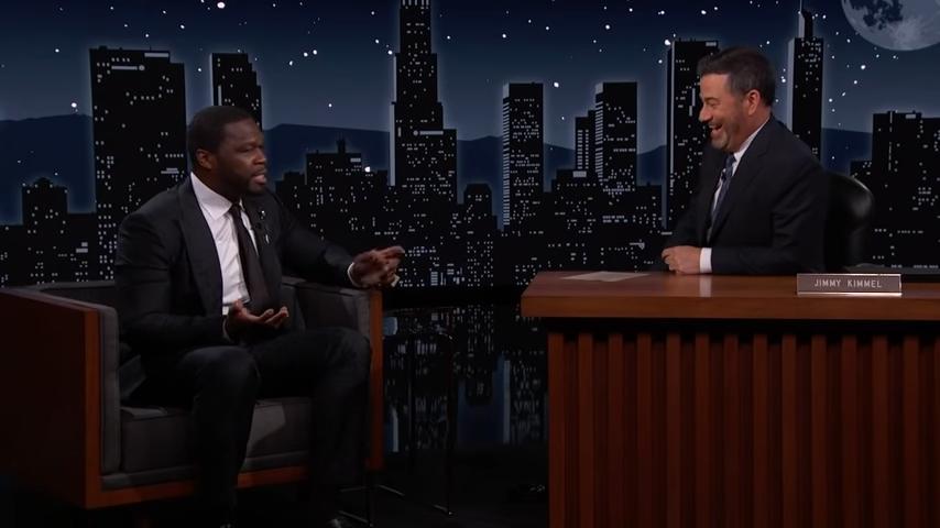 [WATCH] 50 Cent and Jimmy Kimmel Crack Jokes About Nicki Minaj's Cousin's Friend
