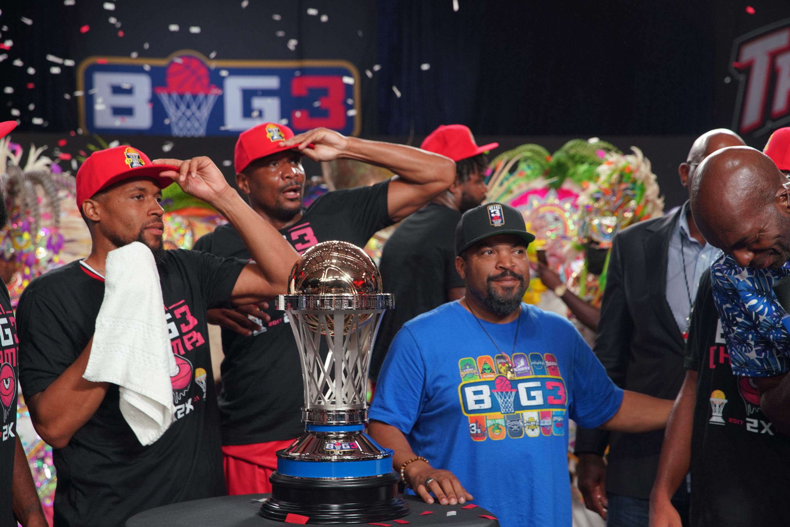 """[WATCH] Ice Cube on The BIG3 """"Ownership Is Important"""""""