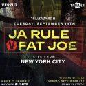 Ja Rule vs. Fat Joe Scheduled for the Next VERZUZ Battle
