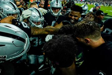Raiders Win An Overtime Thriller In Vegas To Concluded a Wild Week 1 In The NFL