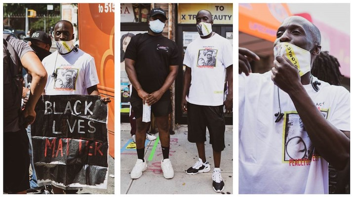Michael K. Williams Legacy Lives on with Clothing Line Committed to End Mass Incarcerations