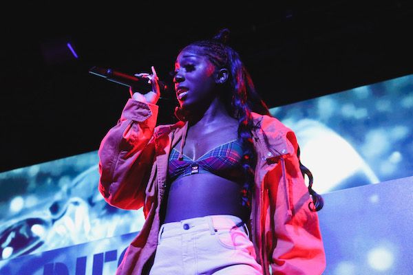 Flo Milli Takes The Stage At Diesel's Sound of the Brave Fragrance Launch Party