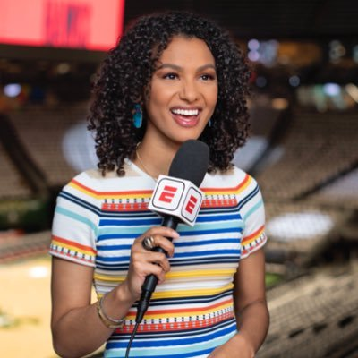 """SOURCE SPORTS: Malika Andrews To Lead ESPN's """"NBA Today"""" Show"""