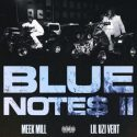 """Meek Mill is Joined by Lil Uzi Vert for """"Blue Notes 2"""""""