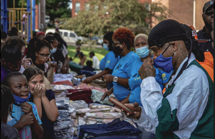Tory Lanez Spends $50K At Target On Clothes For Baltimore Children And Single Moms In Need