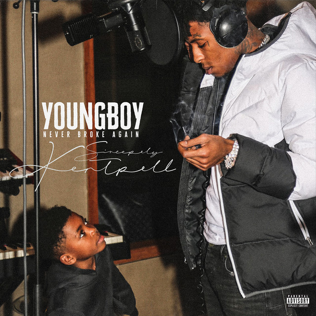 YoungBoy Never Broke Again Releases New Album 'Sincerely, Kentrell'