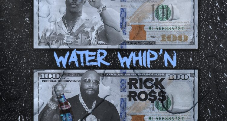 """Smoke Bulga Added to Rick Ross' MMG Roster, Drops """"Water Whip'N"""""""