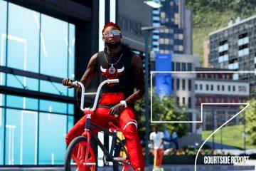 "NBA 2K22 Announces Upgrades to ""The City"" Game Modes"