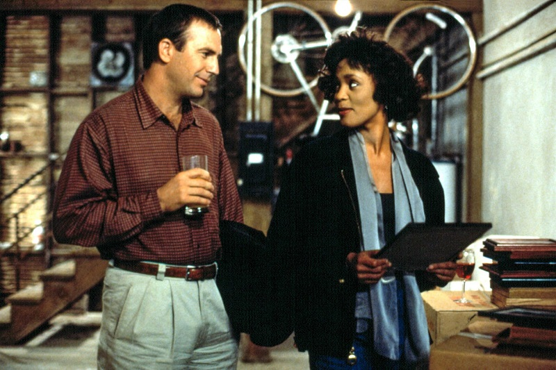 Whitney Houston's 'The Bodyguard' to Receive Remake by Warner Bros.