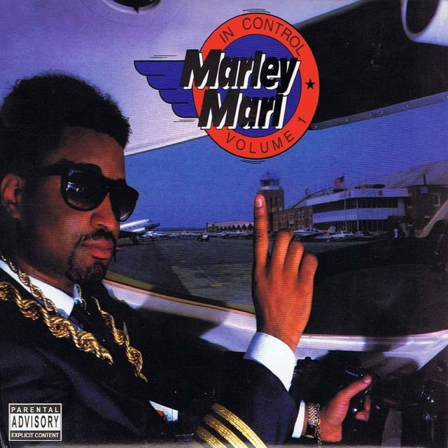 Today In Hip-Hop History: Marley Marl Dropped The Juice Crew Debut Album 'In Control Vol. 1' 33 Years Ago