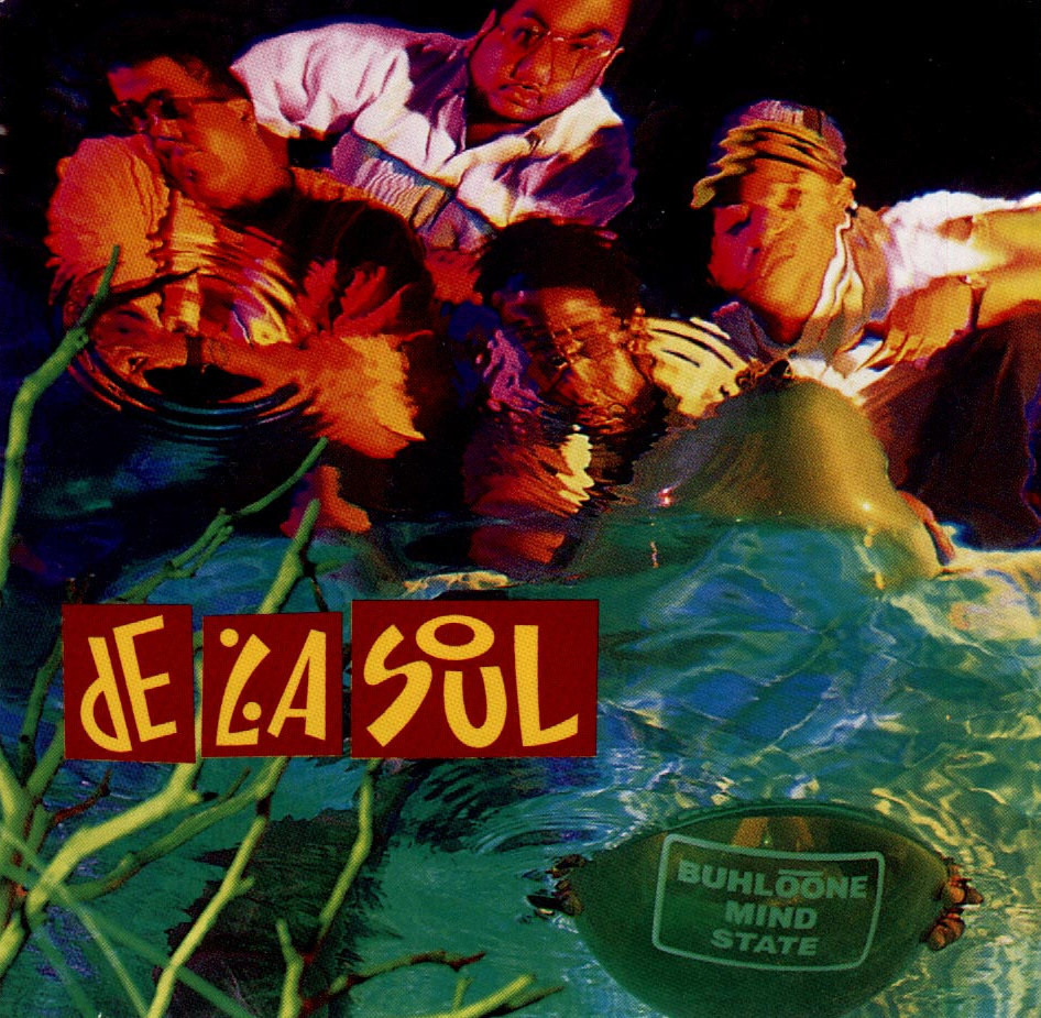 Today in Hip-Hop History: De La Soul Released Their 'Buhloone Mindstate' LP 28 Years Ago