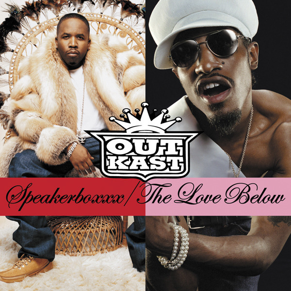 Today In Hip Hop History: OutKast Released Their Fifth LP 'Speakerboxxx/The Love Below' 18 Years Ago