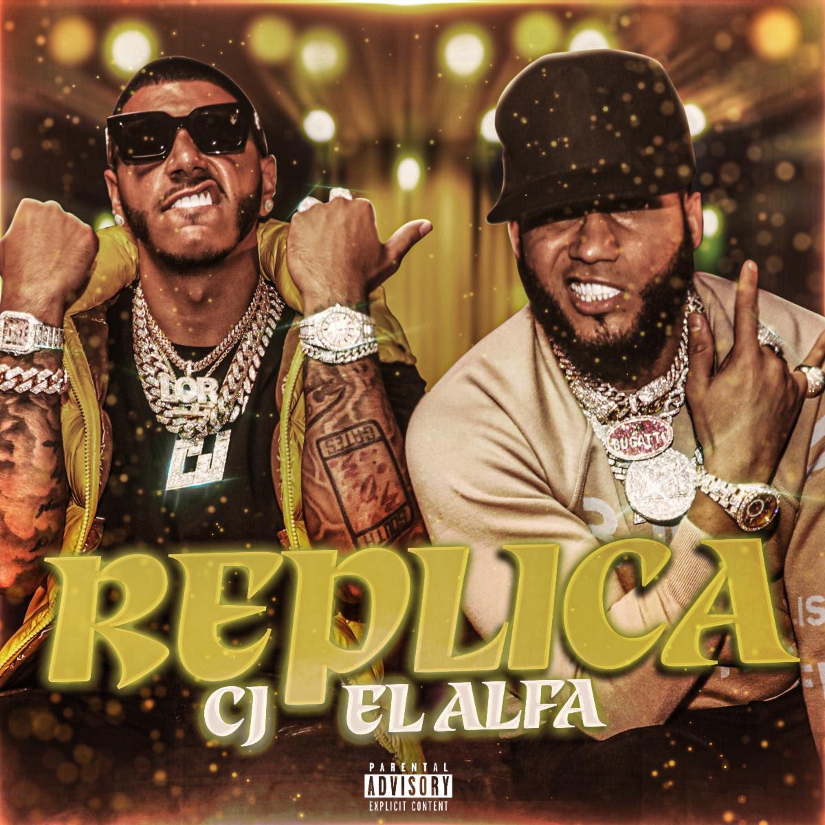 """SOURCE LATINO: CJ and El Alfa Unite On A Real Take Of """"Replica"""""""
