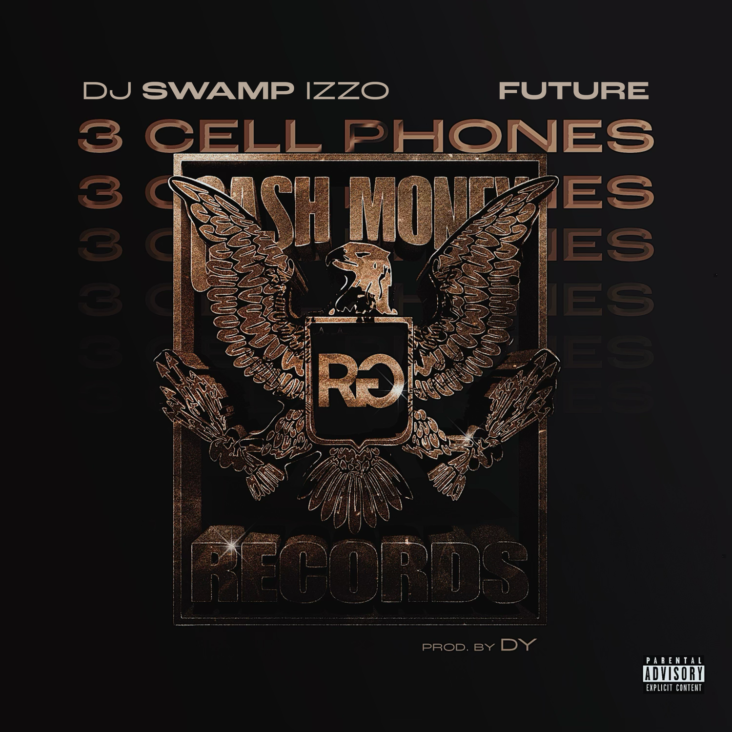 """[WATCH] Future Joins DJ Swamp Izzo in """"3 Cell Phones"""" Video"""