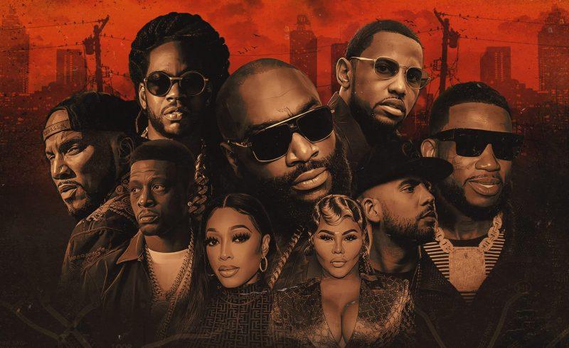 Rick Ross, Jeezy, Gucci Mane & 2 Chainz Headline 'Legendz of the Streetz' Tour