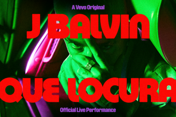 """J Balvin and Vevo Drop """"Que Locura"""" Official Live Performance Video"""
