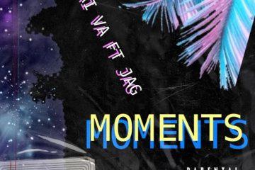 """Legendary Battle Rapper JAG Joins ShaiVA for """"Moments"""""""