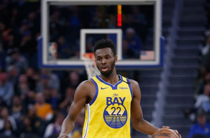 SOURCE SPORTS: Andrew Wiggins Refusing a Vaccination Causes Concern for Warriors
