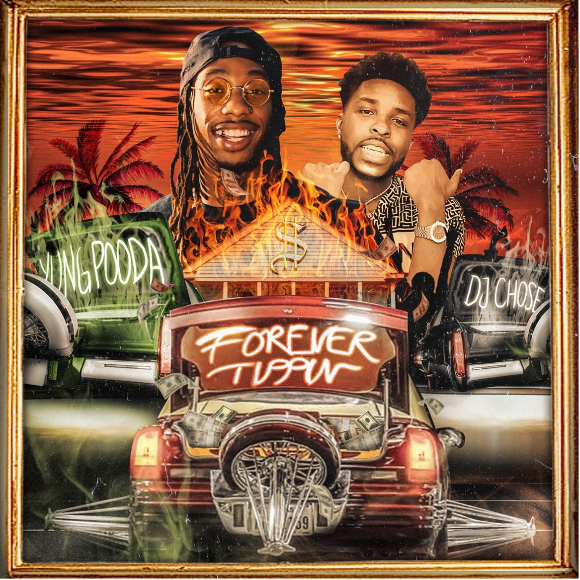 Yung Pooda Pays Homage To Houston Culture in Forever Tippin Featuring DJ Chose