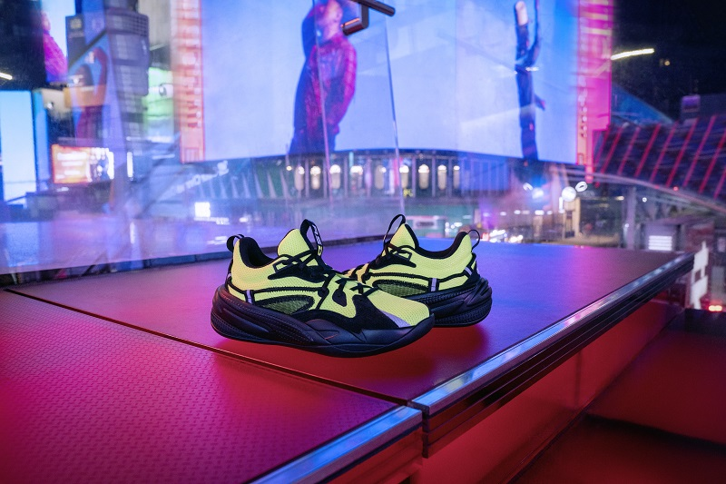 J. Cole and Puma Launch RS-DREAMER 'Lime Green' Sneaker