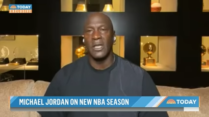 """Michael Jordan Says He is a """"Firm Believer in Science,"""" Agrees with NBA Vaccine Policy"""