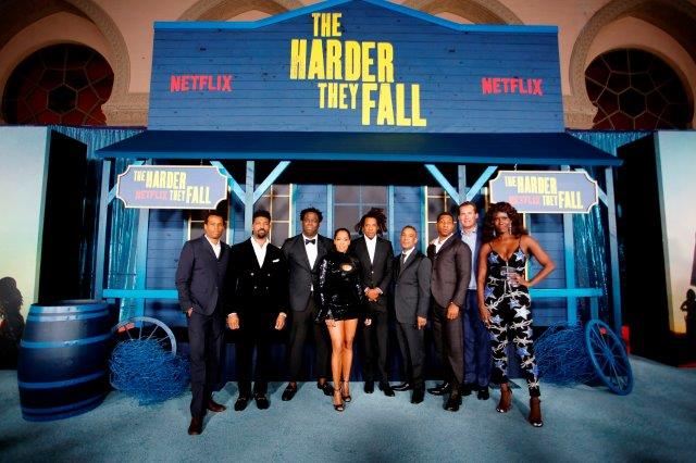"""ICYMI: Jeymes Samuel, Shawn """"JAY-Z"""" Carter, Regina King and More Attend 'The Harder They Fall' LA Screening"""