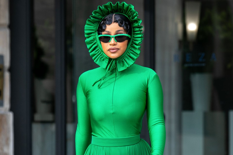 Cardi B Wins Court Ruling After Traveling Abroad For Paris Fashion Week