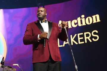 Shaq Raises $2.7mil for Boys & Girls Club at Inaugural Foundation Gala