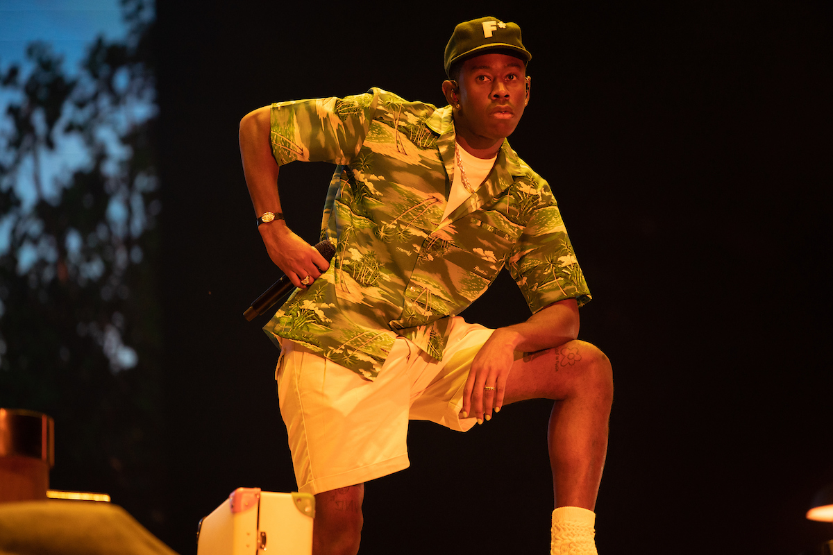 Tyler, the Creator Wins Album Of The Year At 2021 BET Hip-Hop Awards