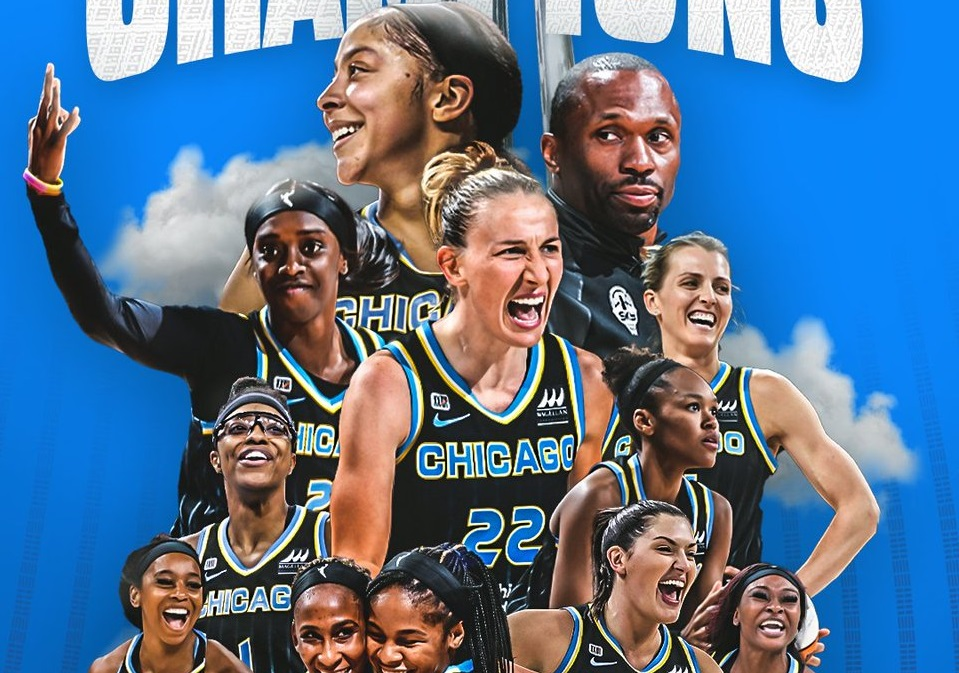 SOURCE SPORTS: Chicago Sky Win First WNBA Title in Franchise History