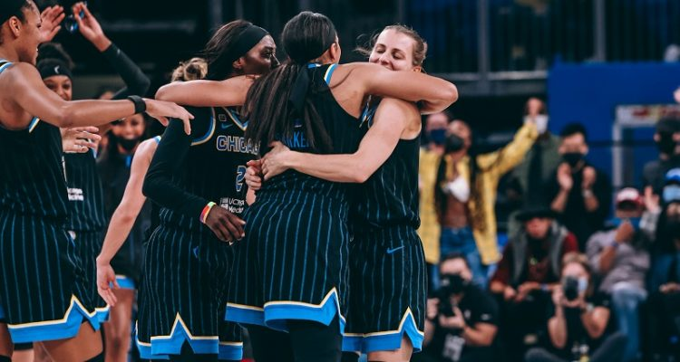 Candace Parker Leads Chicago Sky to WNBA Finals
