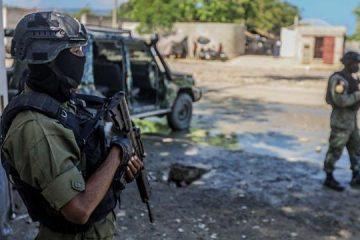 Haiti Gang Kidnapps Missionaries