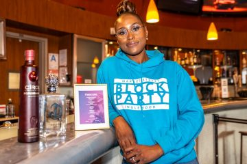 Issa Rae Celebrates her Series Finale with CIROC and DeLeon with Binge Screenings in LA.