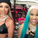 Jessie Nelson and Nicki Minaj