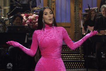 Kim Kardashian West SNL debut