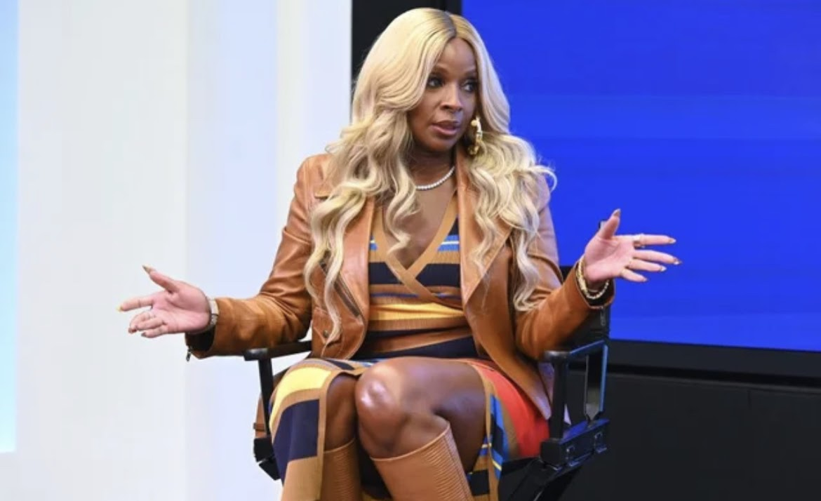 Mary J. Blige Speaks Out About Black Women and Breast Cancer and The Importance of Preventative Care