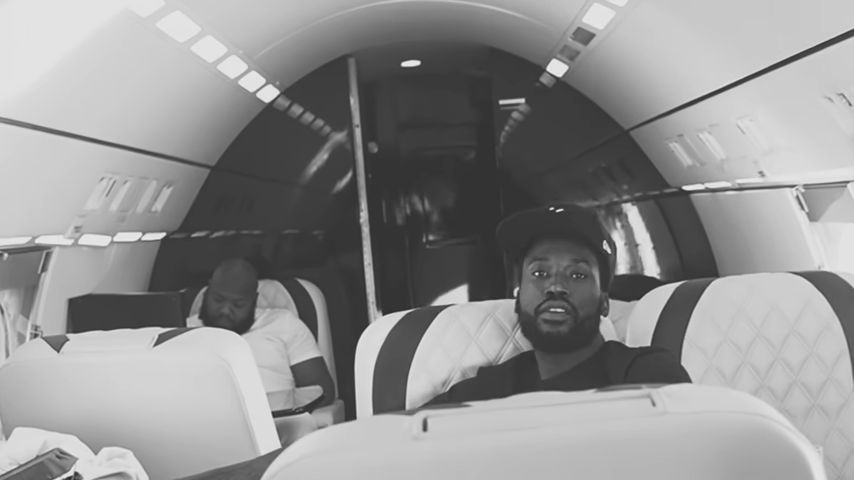 """[WATCH] Meek Mill Releases the Video for """"Expensive Pain"""""""