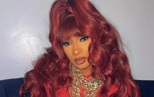 Everyone From Saweetie to Megan Thee Stallion is Wearing Red, The Newest Hair Color For Fall