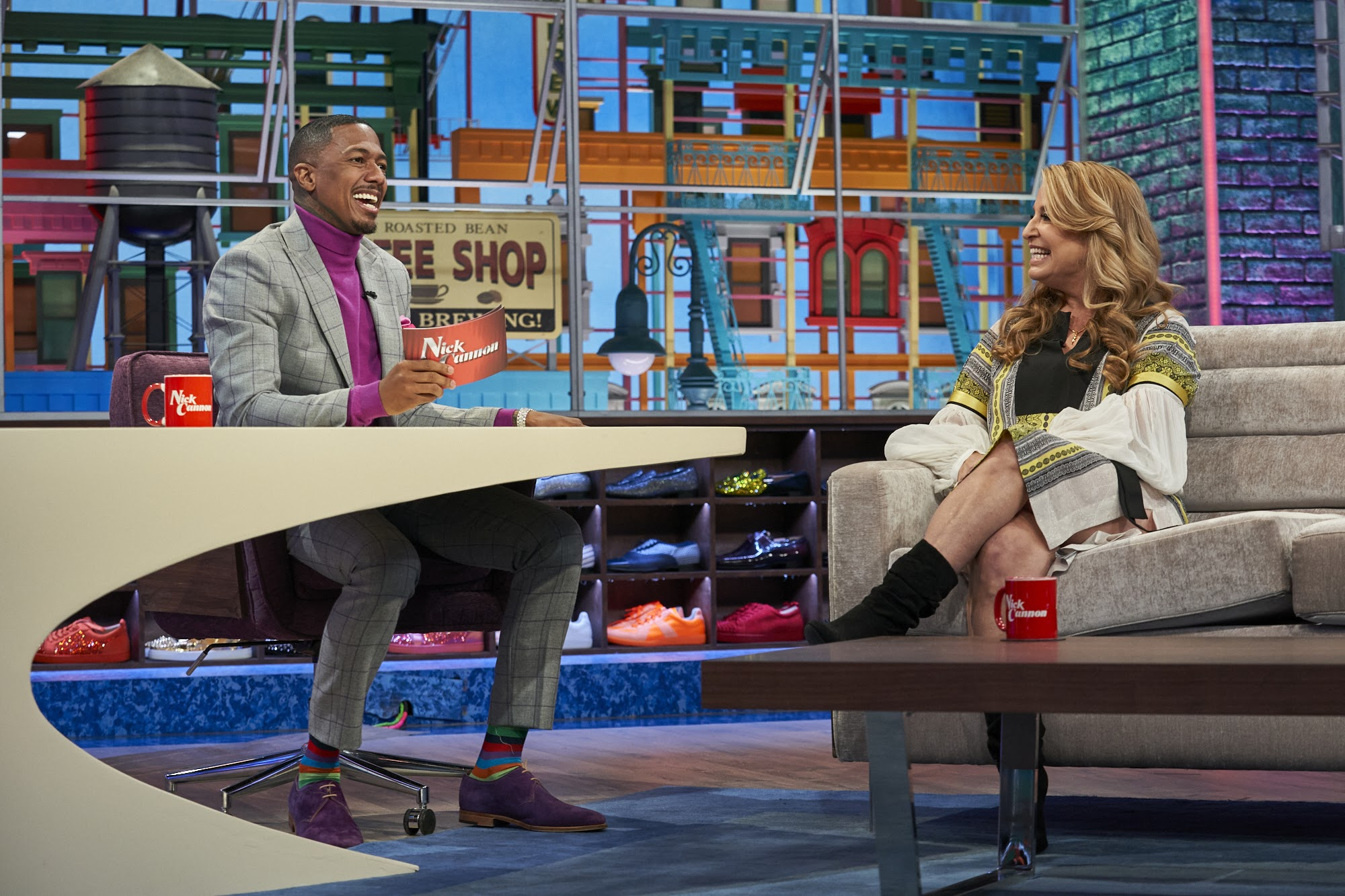 [WATCH] Nick Cannon Talks Celibacy with His Doctor on His Daytime Talk Show