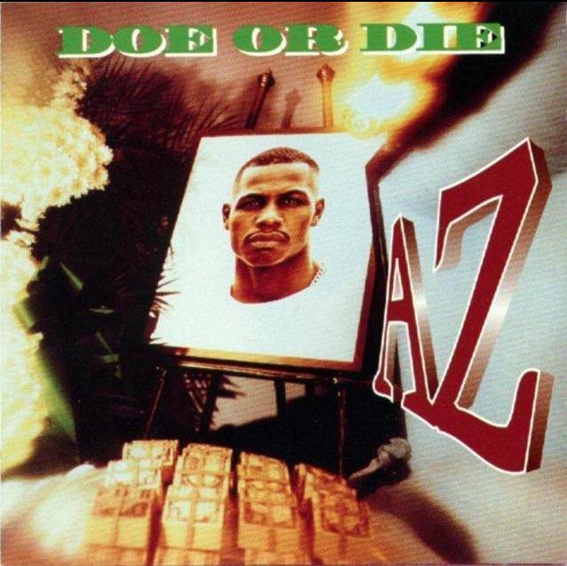AZ Dropped His Debut LP 'Doe Or Die' 26 Years Ago