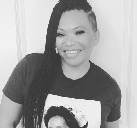 [WATCH] Tisha Campbell Goes Off On Company Selling 'Martin & Gina' Merchandise