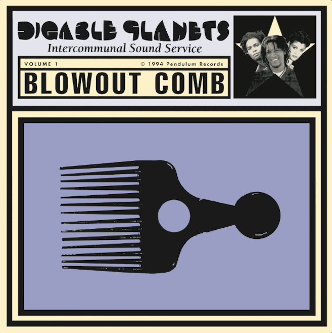 Today in Hip-Hop History: Digable Planets Drop Their Sophomore 'Blowout Comb' Album 27 Years Ago