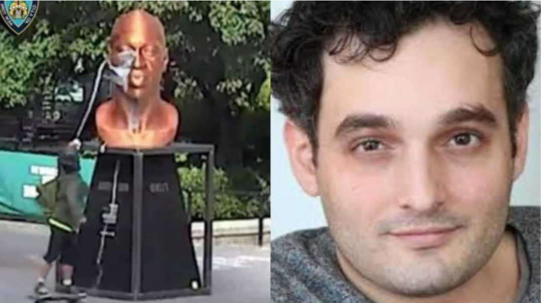 'CSI: NY' Actor Micah Beals Arrested For Vandalizing George Floyd Statue In NYC