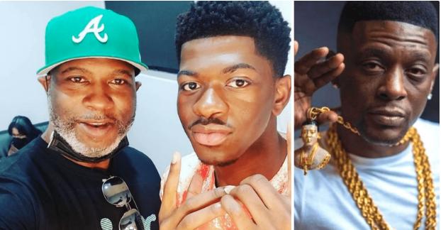 Boosie Responds to Lil Nas X's Father
