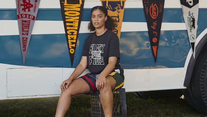PUMA and Black Fives Launch New Vintage-Inspired Clothing Collection